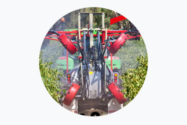 Croplands Quantum Mist Single Row Sprayer